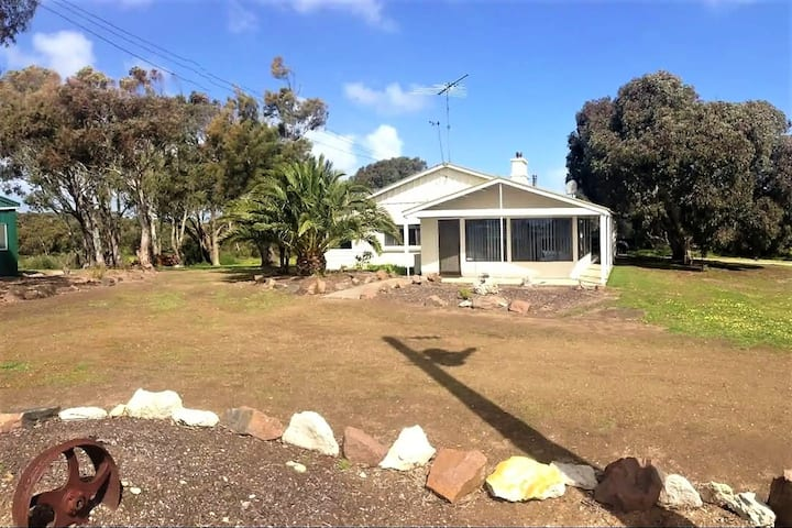 Salt Creek Holiday House on the Coorong
