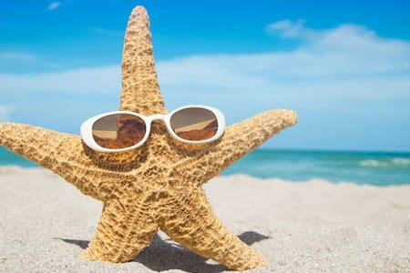 Awesomespot in the beach! - Miami Beach - Flat