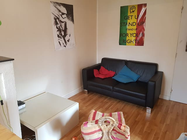 Appartement T2 25m2 hypercentre de Nantes