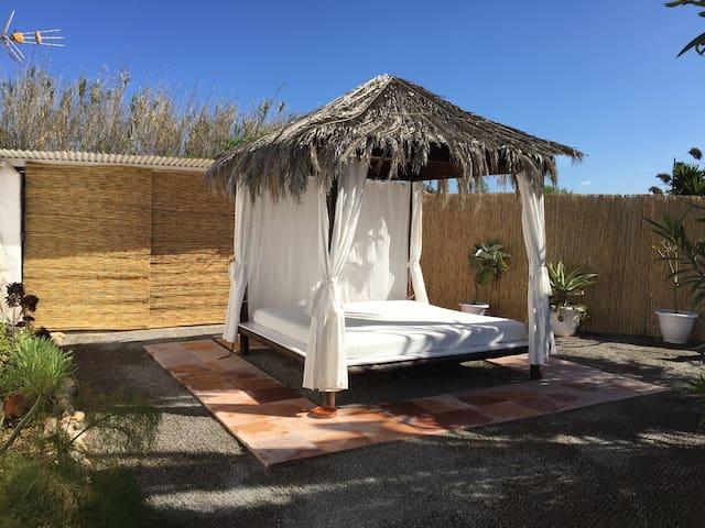 Casa tipica ibicenca - San jordi - Dům