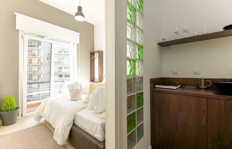 Lux&modern city center apartment 35sqm #C3 - Θεσσαλονίκη - Apartment