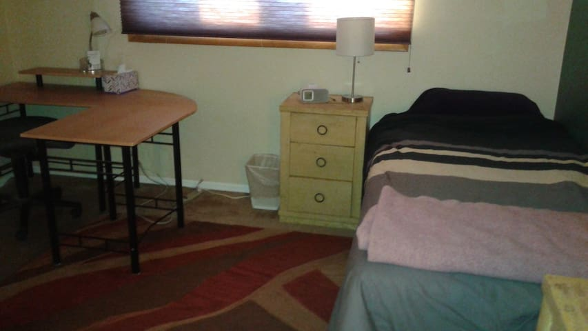 Flexible/Affordable Room - Boulder - Dom