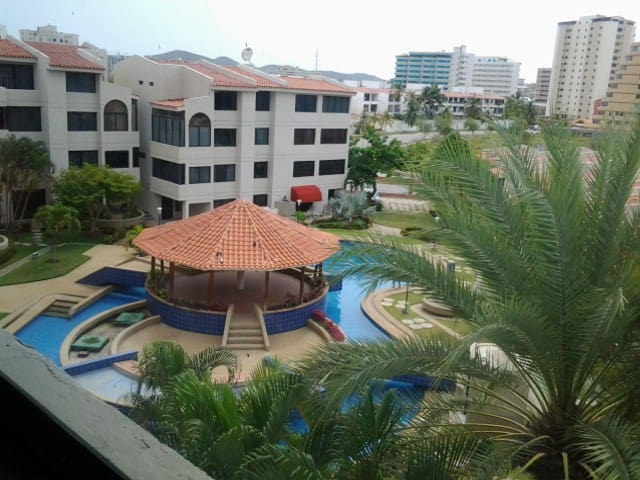 Apartment in Margarita Island for holidays-H