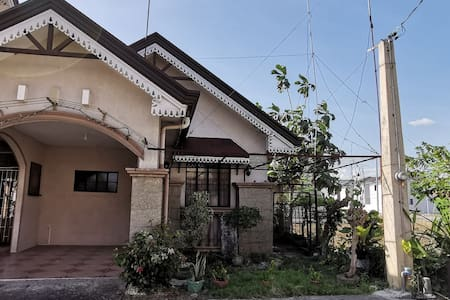 Bungalow House in a private subdivision in Pulilan