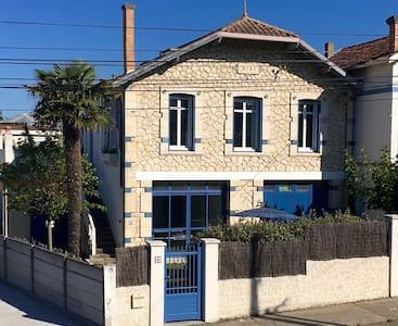 MAISON DE CHARME 7 pièces, 100m plage de St-Palais - Saint-Palais-sur-Mer