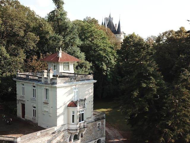 Spacieuse villa italienne au coeur du Poitou