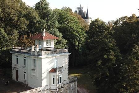 Spacious Italian villa in the heart of Poitou (FR)