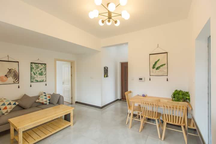 山静日长5号度假公寓--武夷山景区南门山海蓝湾店