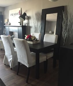 Apartment with a view of Downtown Detroit - Detroit - Appartamento