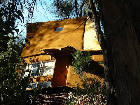 El Arca Naranja, Ecologic Cabin