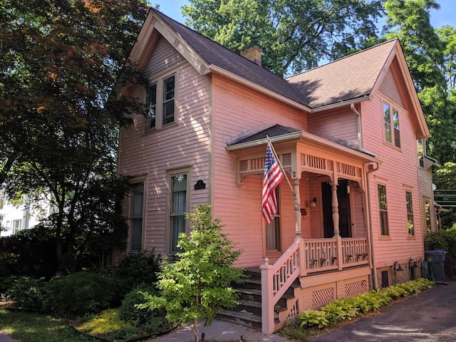 Lovely 19th Century Home in Historic District