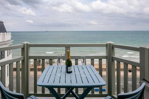 Le Grand Sillon 3* - Apartment 40 m² sea view