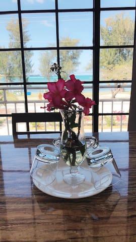 小飞象海景特价大洋房,两房一厅浪漫幸福屋!3月中最低$47起!月租特价$1688