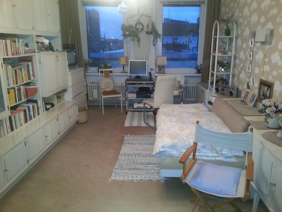 Ruhiges zentral gelegenes altbauzimmer chambres d 39 h tes for Chambre hote allemagne