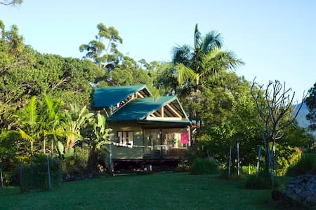Maiala Eco Retreat - a quiet place in Paradise - Mount Burrell