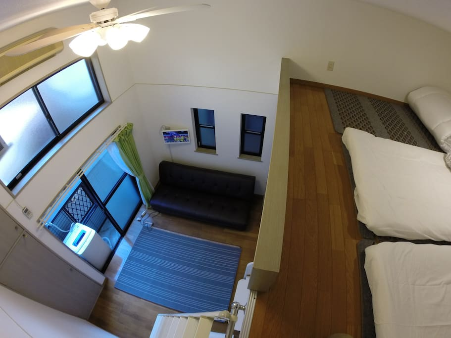 Japanese Loft-style
