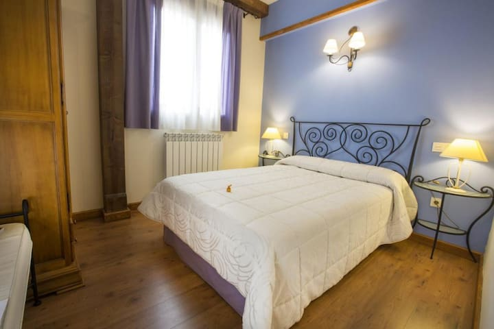 Hotel Rural Restaurante Las Baronas - Individual. Private bathroom - Standard rate