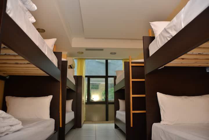 Room for 8 in Hotel Vjosa