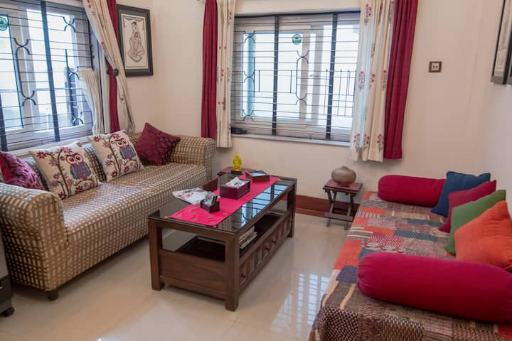 Somma's BNB - your sweet home in Kolkata