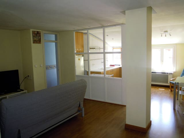 Apartment in the center of the city - Zaragoza - Byt