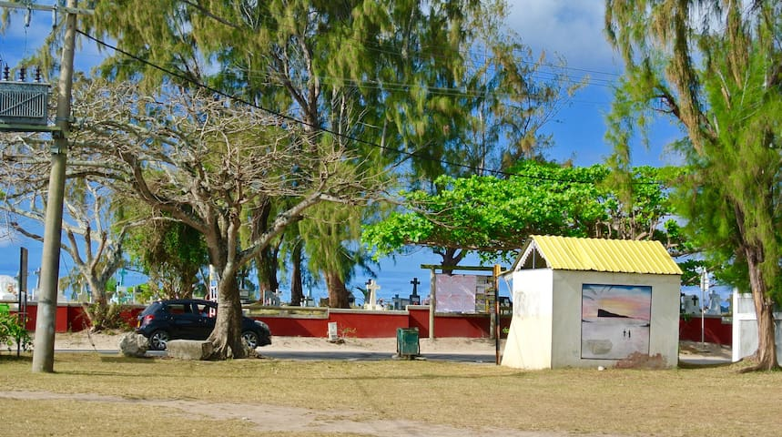 Chez Govinda- In an authentic Mauritian village