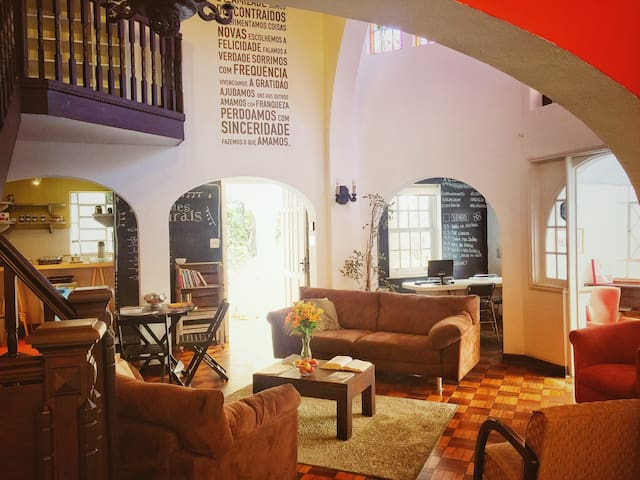 Casa Higienópolis 1