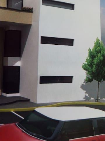 Departamento Céntrico Amueblado. - San Luis Potosí - Apartment
