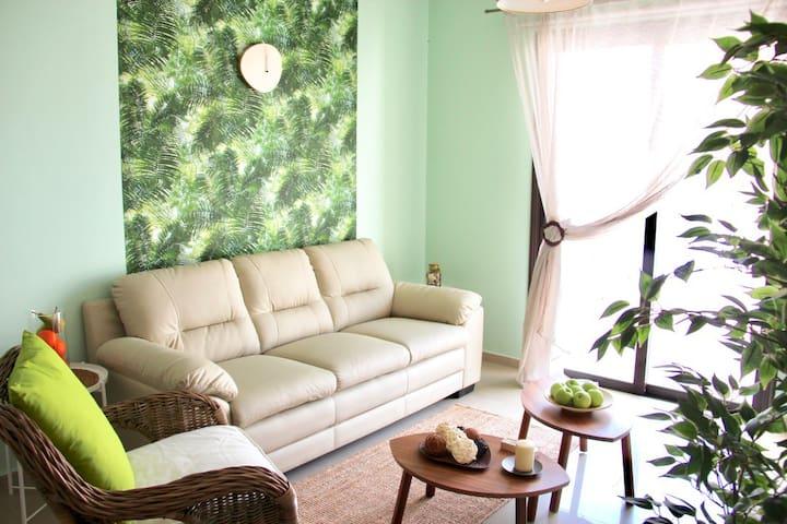 Апартаменты Kyklades Green