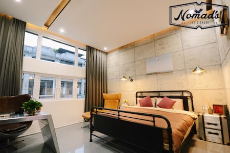 Nomad's Industrial Styled Apartment 广州骑楼民宿