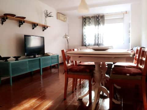 Appartamento in Xàtiva ben collegato, spazioso e luminoso