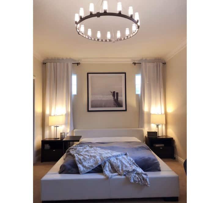 Luxury Private Master Suite