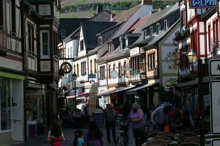Ferienwohnung Ahrtorblick **** - Bad Neuenahr-Ahrweiler - Apto. en complejo residencial