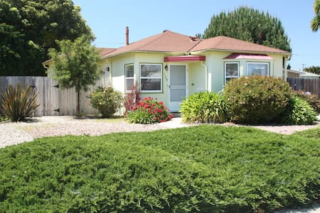 South-side Wine Country Bungalow 2Bd/1Ba - Lompoc - Dom