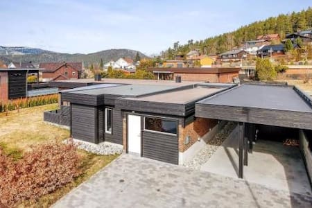 Private, modern apartment - Kongsberg - 公寓