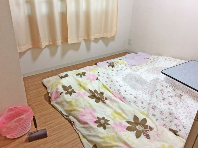 4 mins walk from Hanuki Station - Ina-machi - Appartement
