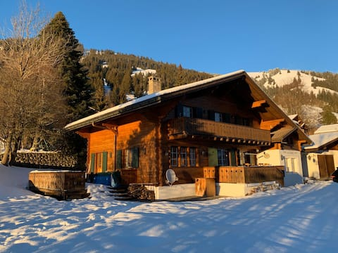 Beautiful Chalet in Rougemont