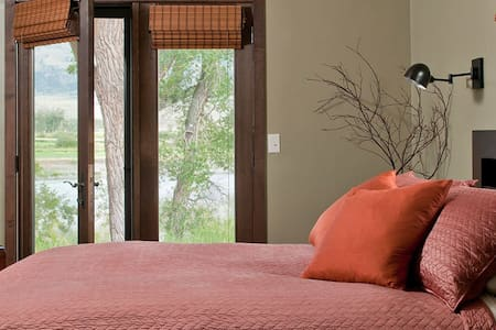 The Charming Brown Trout Suite - Yellowstone River - Ganze Etage