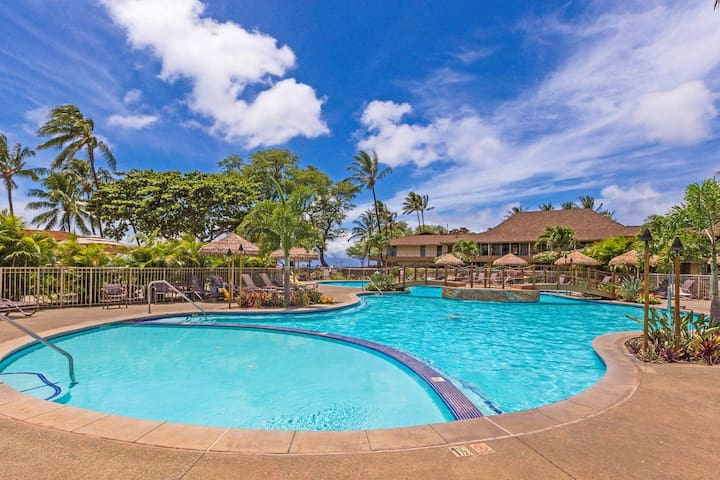 MKV / Ka'anapali's Best Beach Resort / Ocean Views