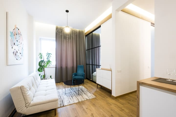 COSY Old Town apartment - Kaunas - Byt
