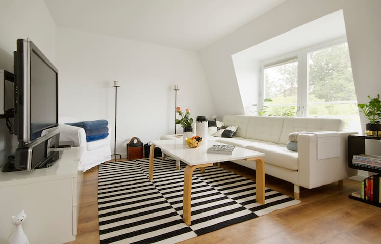 Loft apartment with a roofterrace close to Jordaan - Amsterdam - Loft