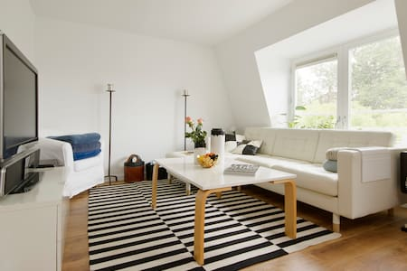 Loft apartment with a roofterrace close to Jordaan - Amsterdam