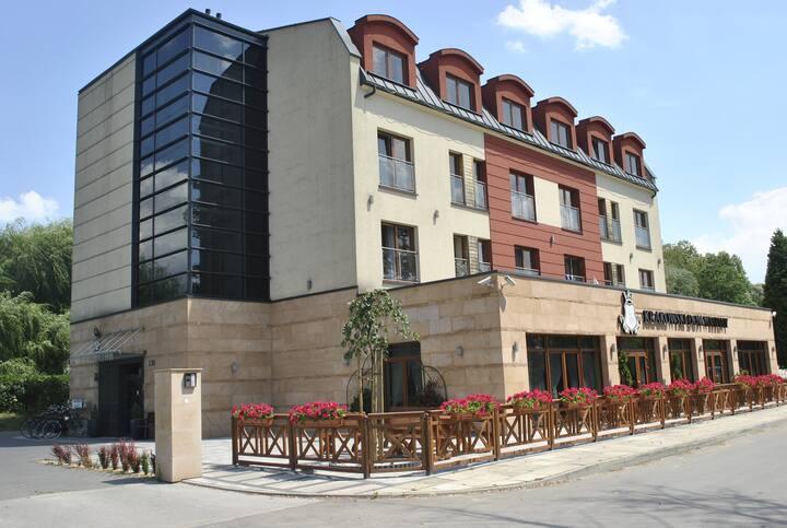 Hotel Zakliki - pokój 3 osobowy