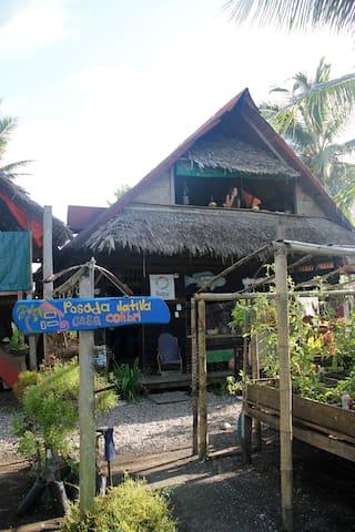 Casa Colibri una posada en la selva de Choco