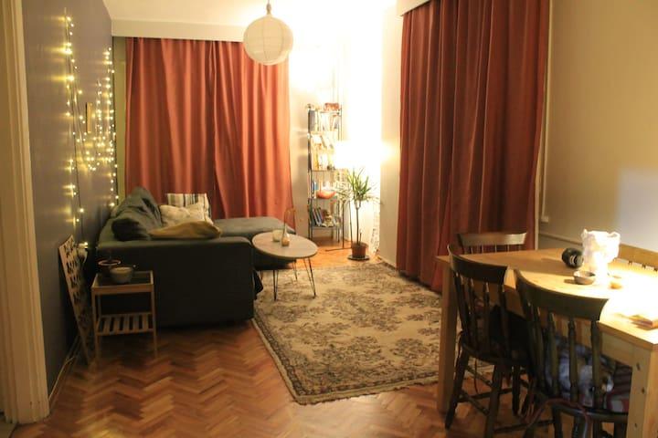 Cosy flat, very central location,  Kadikoy