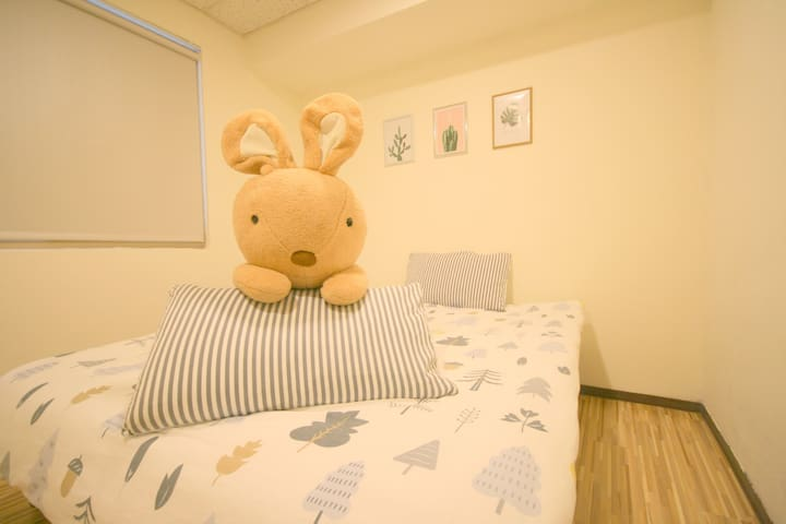ROBI IN HOUSE4房1廳2衛/火車站140M/可洗衣服/電梯/月租/季租/年租/清境