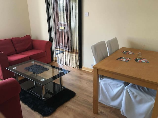 Private Apartment-living room/bedroom - Dumfries - Apartamento