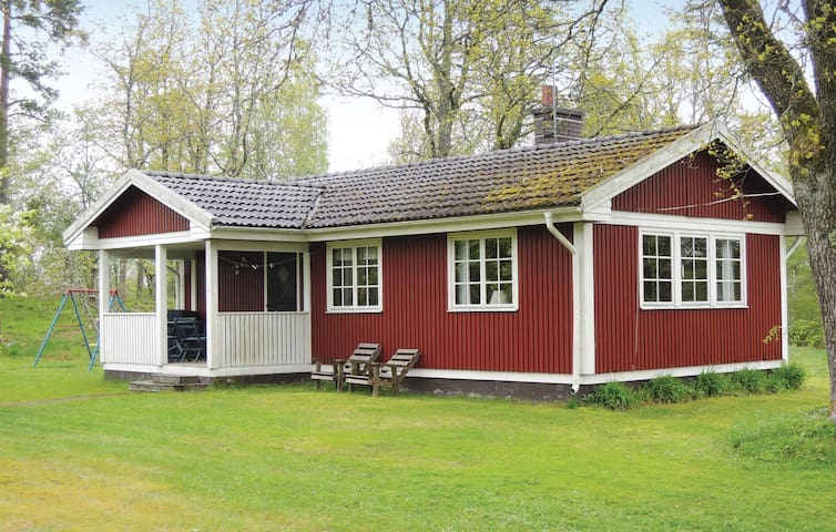 Holiday cottage with 2 bedrooms on 58m² in Sävsjö