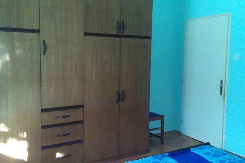 Private sleeping room