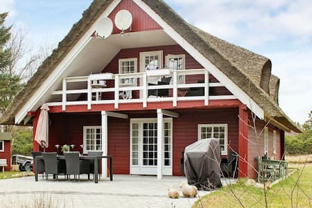 Spacious Holiday Home in Romo with Balcony