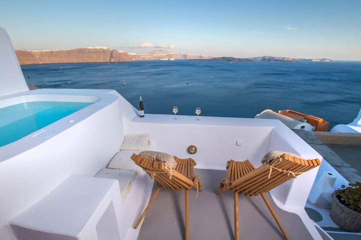 Hector Luxury Cave - Oia